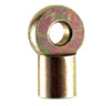 Metal eyelet 10mm thick, 6mm hole